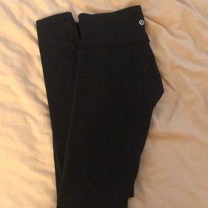 Lululemon low rise leggings